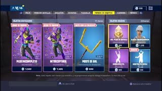 Fortnite Object STORE New skin Day November 11
