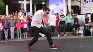 BEAT IT - MICHAEL JACKSON (Mutrix Remix)  II DAWID POPPING DANCE