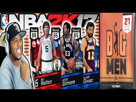 NBA 2k17 Big Men Packs Worth the Money???