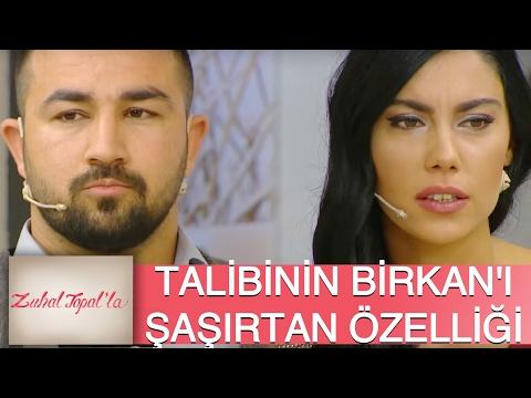 Zuhal Topal'la 118. Bölüm (HD) | Begüm'ün Talibinin Hangi Özelliği Birkan'ı Şaşırttı!