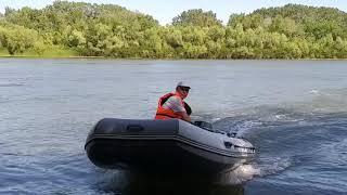 купил лодку DonBoat 370Tohatsu 18 и 11