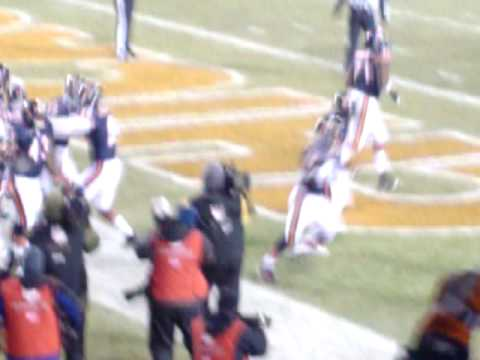 DANIEL MANNING KICKOFF RETURN AGAINST THE SAINTS