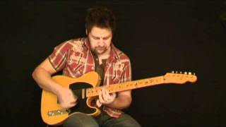 The Wind Cries Mary cover by Ron Sayer on the Fender Telecaster