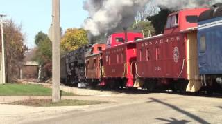 Pere Marquette 1225 75th Birthday chase!!