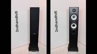 Monitor Audio BX5 Black Oak Resimi