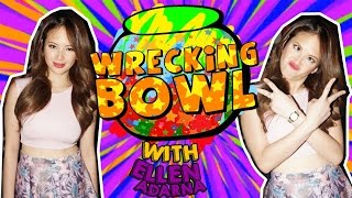 Part 1 Ellen Adarna answers questions from the Wrecking Bowl | 'You're Still The One'