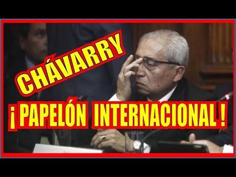 ¡VERGÜENZA INTERNACIONAL! CHÁVARRY SE VICTIMIZA ANTE CNN Y RECIBE TREMENDA PALIZA