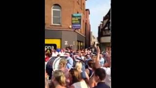 Bridgeton Loyalists - 12th July Return Parade