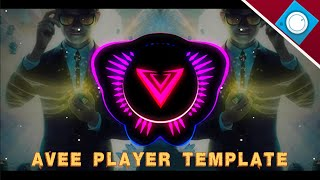 Template avee player - free download - [ baground mirror ] new update