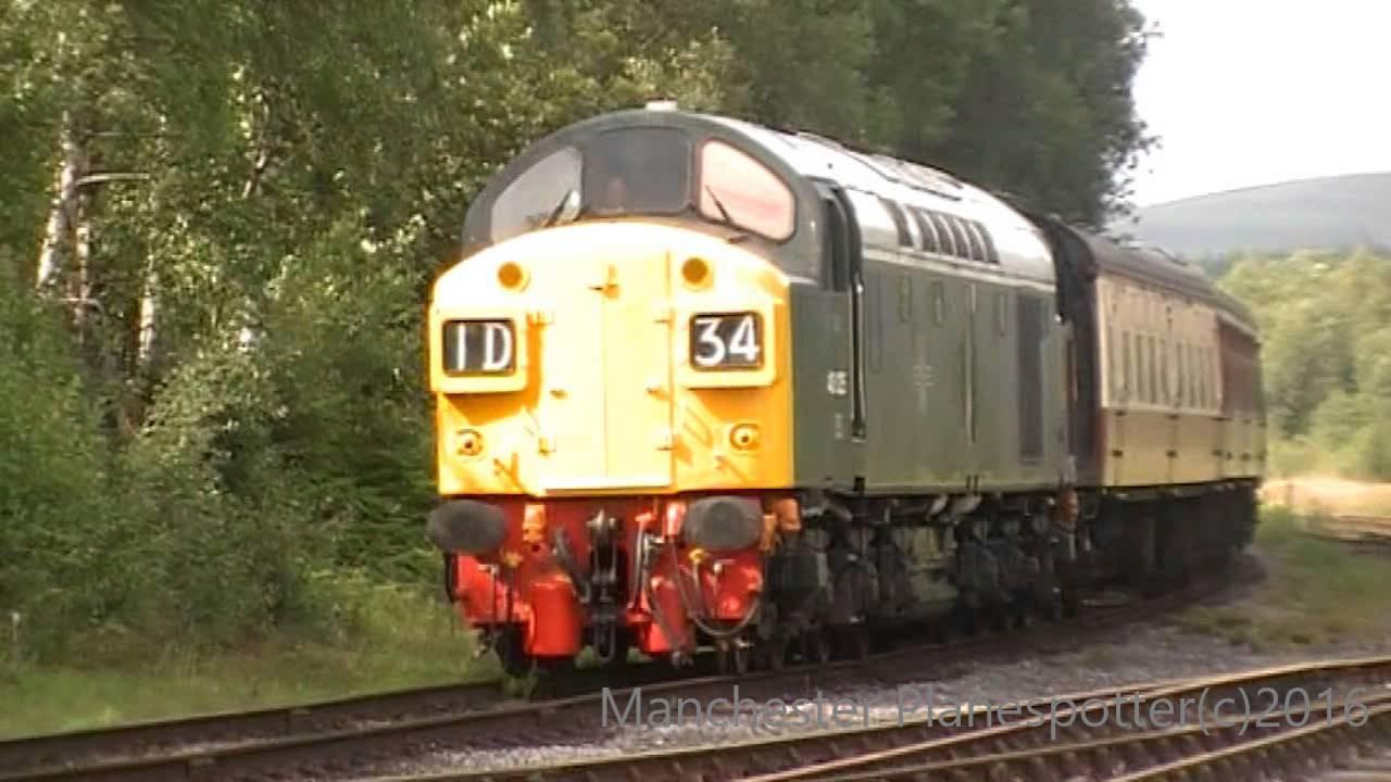 Por que os trens ingleses/britânicos tem pinturas amarelas na frente da cabine ? Maxresdefault