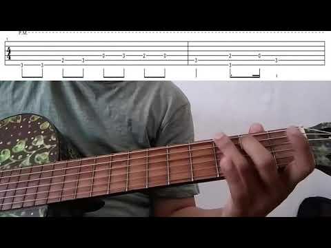 Nina Bobo - N.N Dengan TAB Fls2n (solo Gitar Klasik)