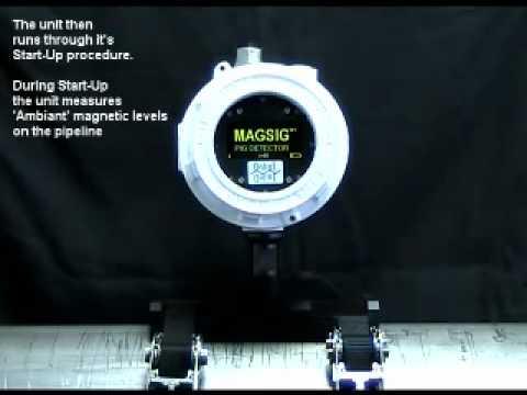 Online Electronics - MAGSIG Magnetic Pig Signaller