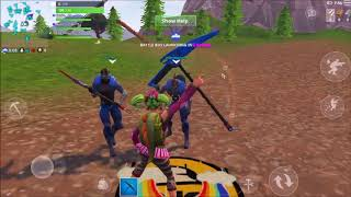 Più divertente Dancing Glitch su Fortnite