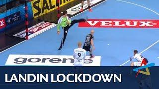 Landin lockdown | Quarter-final | VELUX EHF Champions League 2017/18