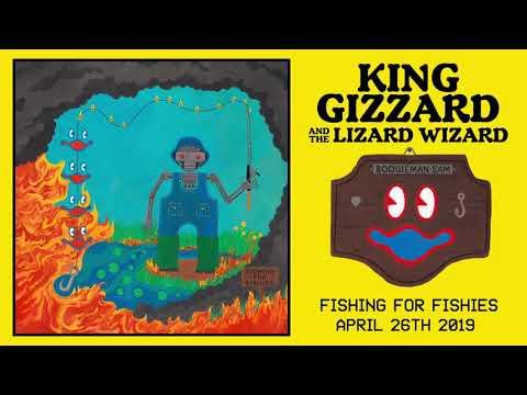 King Gizzard & The Lizard Wizard - Boogieman Sam (Official Audio)