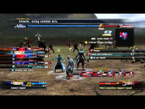 The Last Remnant 047 - Side Quest - Ladies of Bloody Alice.mp4