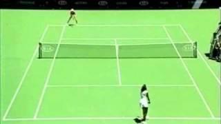 Venus Williams vs Daniela Hantuchova 2002 AO Highlights