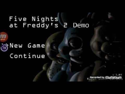 Five night Fredys 2