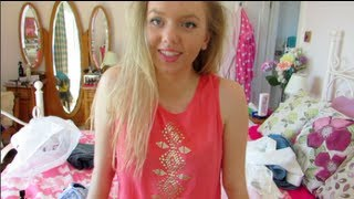 Summer HAUL: Topshop, Primark, Miss Selfridge, Romwe & more! Thumbnail