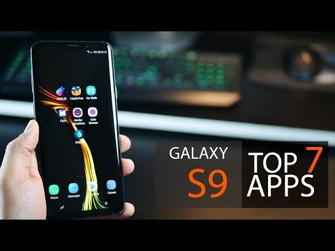 Top 7 Apps for Samsung Galaxy S9/S9 Plus