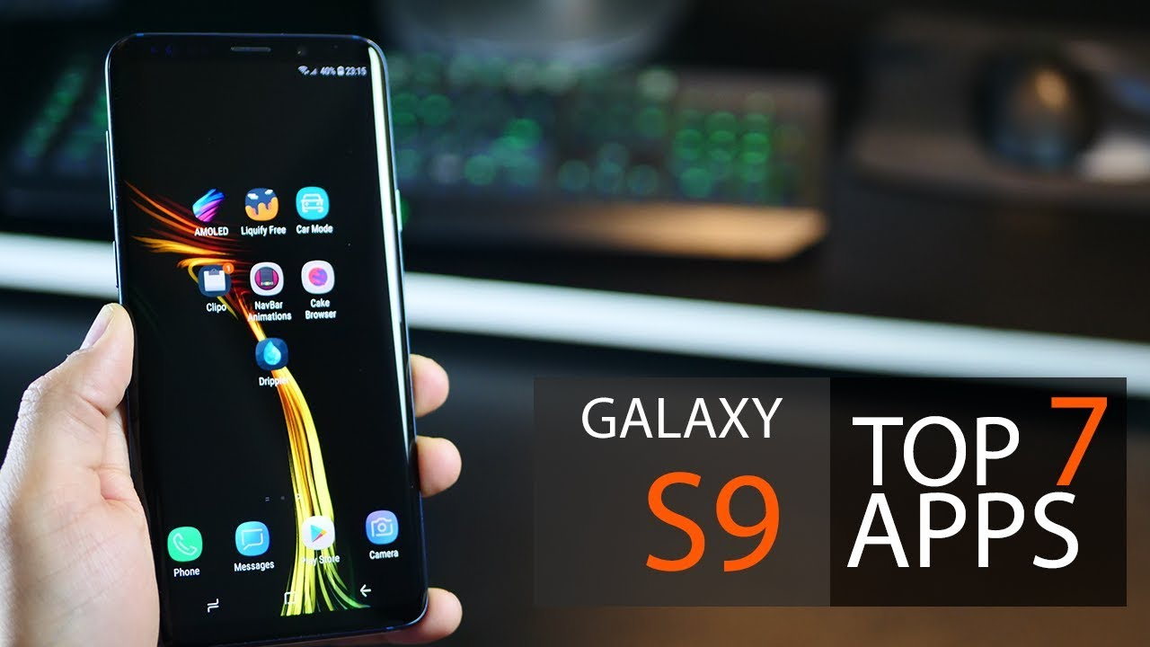 download widgets samsung s9