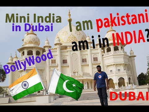 MINI INDIA Bollywood Parks Dubai 2019 amazing