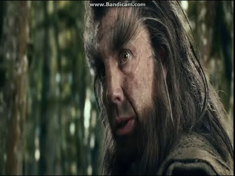 Hobbit extended edition - Burial of Witch king of Angmar