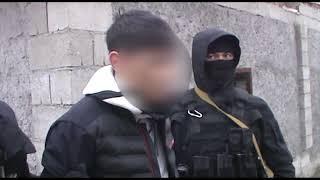 Задержание в ВКО | Видео Nur.kz