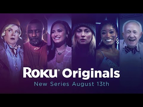 Even More Roku Originals Premiere August 13 - The Roku Channel