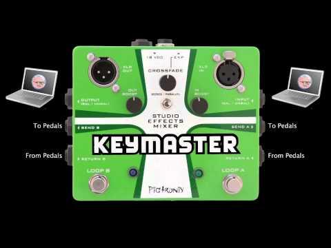 Pigtronix Keymaster Pedal