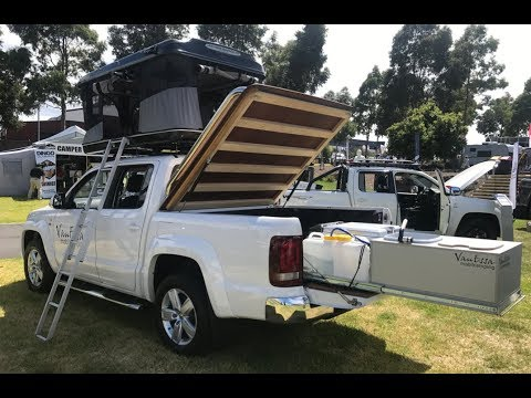 amarok camping systems winner best touring vehicles 4x4 accessories melbourne supershow