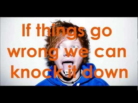 Lego House Instrumental/Karaoke - Ed Sheeran