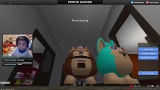 PinoJrGaming plays Roblox ep 6