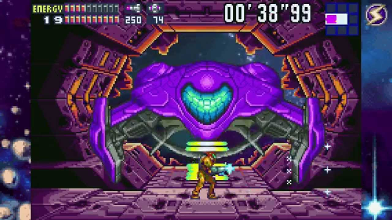 Image result for metroid fusion gba