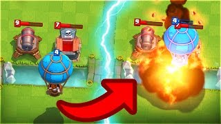 I DIDN'T KNOW THE BALLOON COULD DO THIS!! | Clash Royale Myth Busters #3