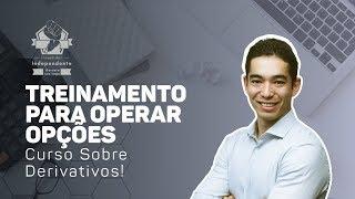 Treinamento Para Operar Opções - Curso Sobre Derivativos! thumbnail