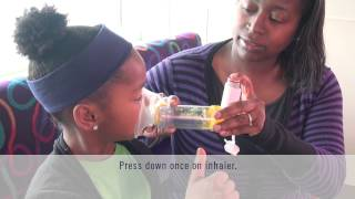 How to Use an Asthma Inhaler and Spacer - Nemours