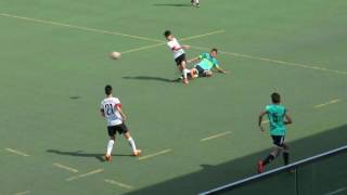 九龍華仁vs拔萃 2016 10 5 d1學界足球甲組 精華