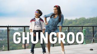 Ghungroo - Arijit Singh, Shilpa Rao   @Danceinspire Choreography   2020
