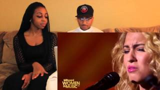 Couple Reacts Tori Kelly Performs Hollow Live At Billboard Women In Music Reaction