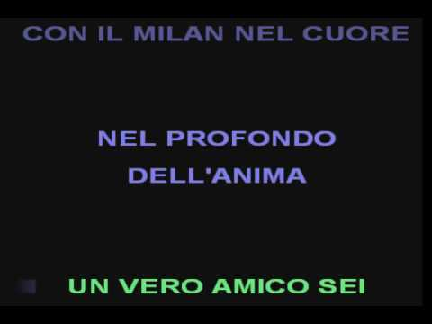 INNO MILAN  Milan Milan KARAOKE BASE DEMO SOUNDFONTS