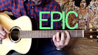 Creating Truly Epic Chord Progressions
