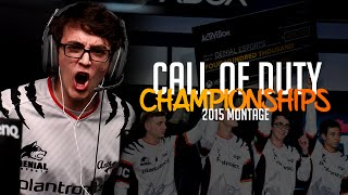 Call Of Duty Championships 2015 Montage