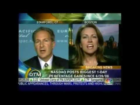 Peter Schiff was right (2002-2007 CNBC edition)