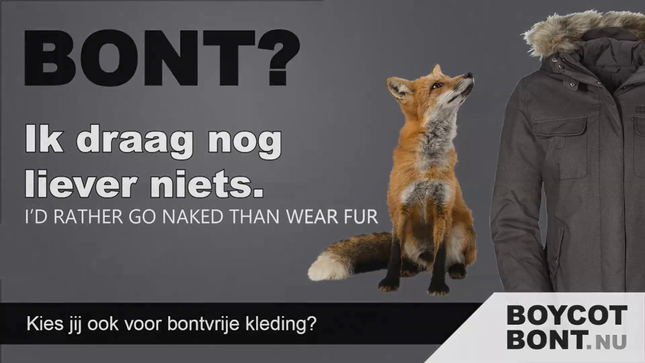 Id rather go naked than wear fur images 87