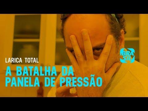 Larica Total L A Batalha Da Panela De Pressão EP16