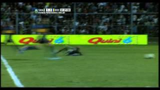 La tremenda lesión de Bueno. San Martín SJ 1 - Boca 1. Fecha 6. Primera División 2015. FPT.