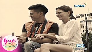 Yan Ang Morning!: Love story in Luneta