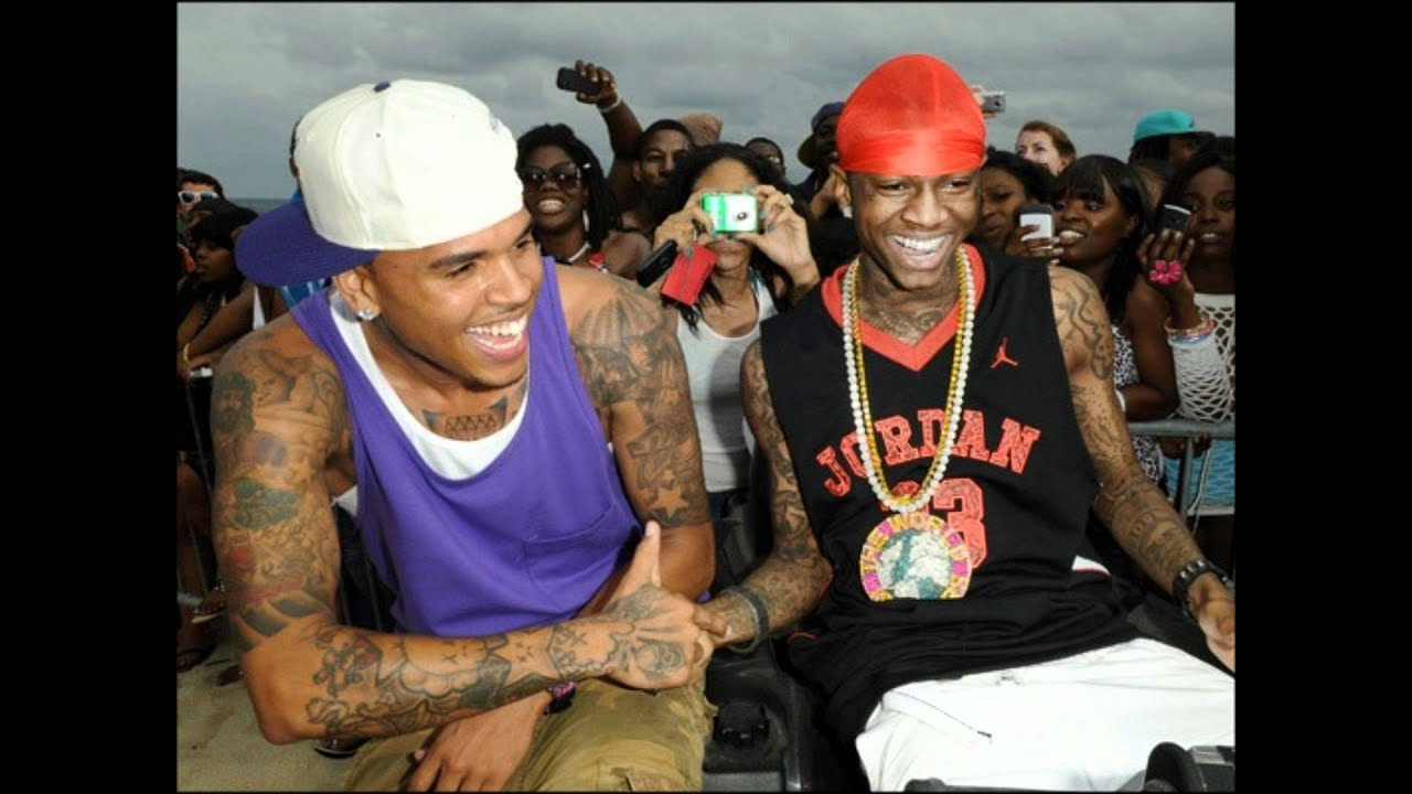 Image result for chris brown vs soulja boy