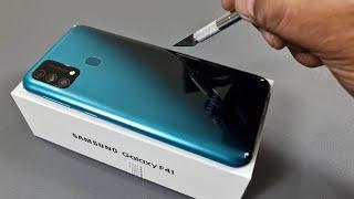 Samsung Galaxy F41 Unboxing & Camera Test